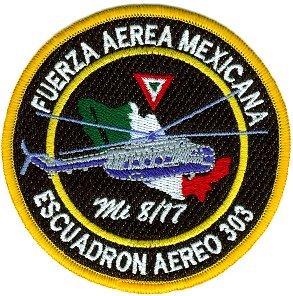 El Helicoptero Mil Mi-17 en México 303esc