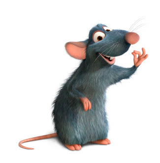 Disney Pixar Ratatouille 2007