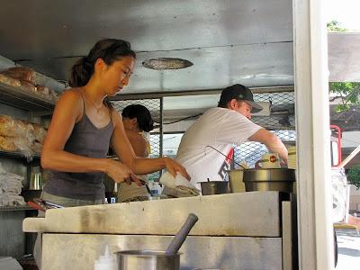 Martha Cheng Melt food truck Honolulu photo by Mark Nakagawa