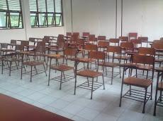 Ruang Kelas Baru