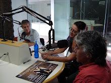 Gravação do programa Rota 360 - Rádio Paraná Educativa AM