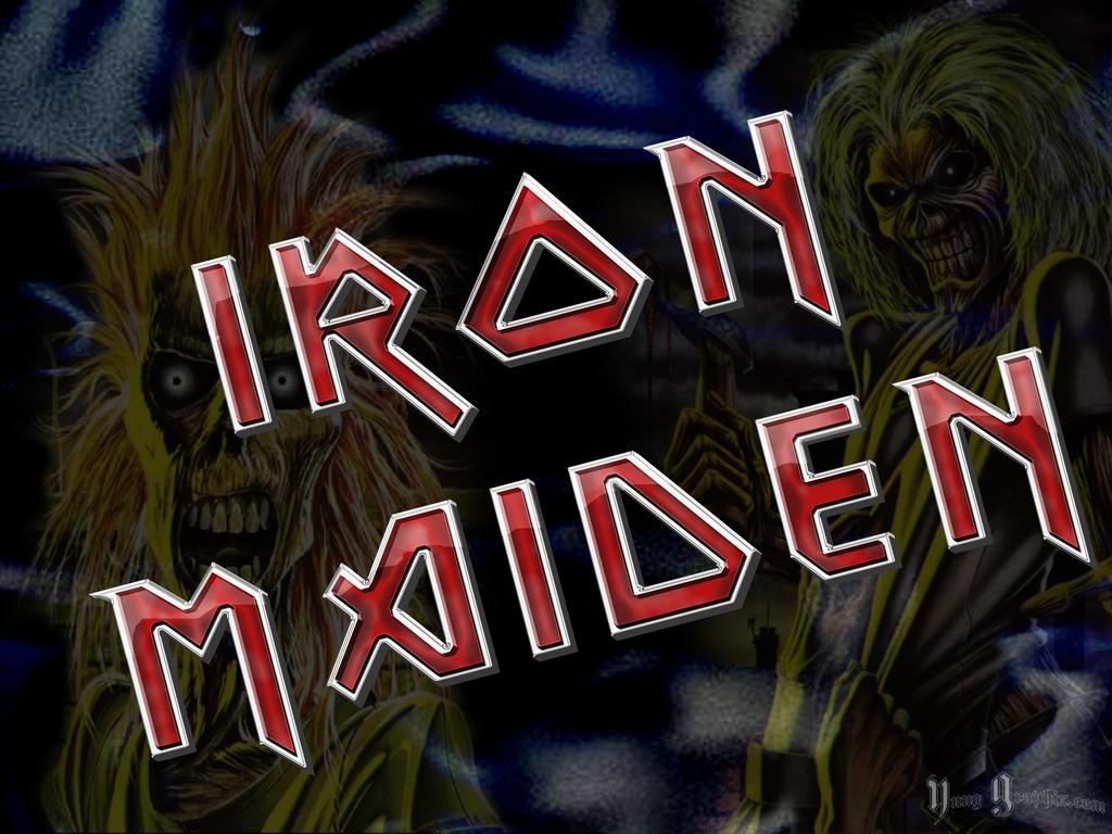 Iron Maiden - Photo Actress