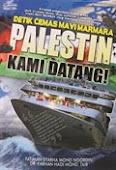 buku mengisahkan pengorbanan sukarelawan untuk memasuki palestin
