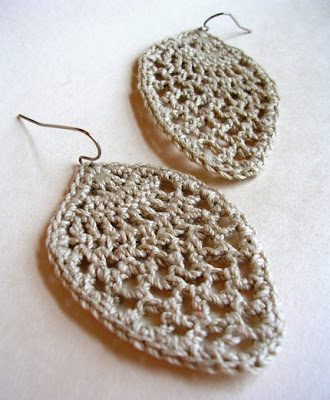 Free Crochet Jewelry Designs