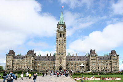 Parliament-Ottawa (Canada)