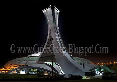 Olympic Stadium (  Montreal ,  Canada )