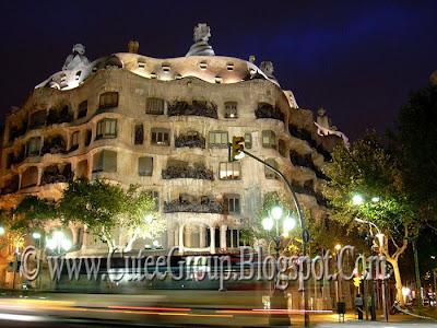 La Pedrera (  Barcelona ,  Spain )