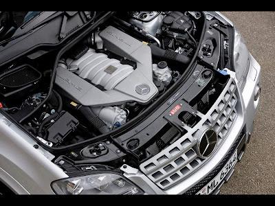 Mercedes-Benz ML 63