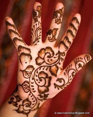 Colors of Mehndi