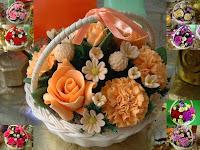 Soap Flowers