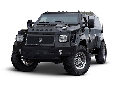 KNIGHT XV vs HUMMER New model Jeep