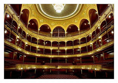 INTERIOR DEIGNS OPERA HOUSE