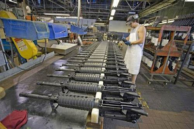 Machine Gun Factory