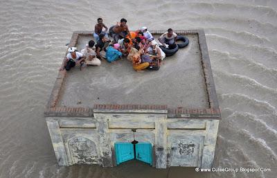 Flood In Pakistan (پاکستان میں سیلاب)