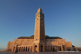 The Hassan II Mosque
