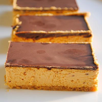 Homemade By Holman: Dulce de Leche Cheesecake Bars