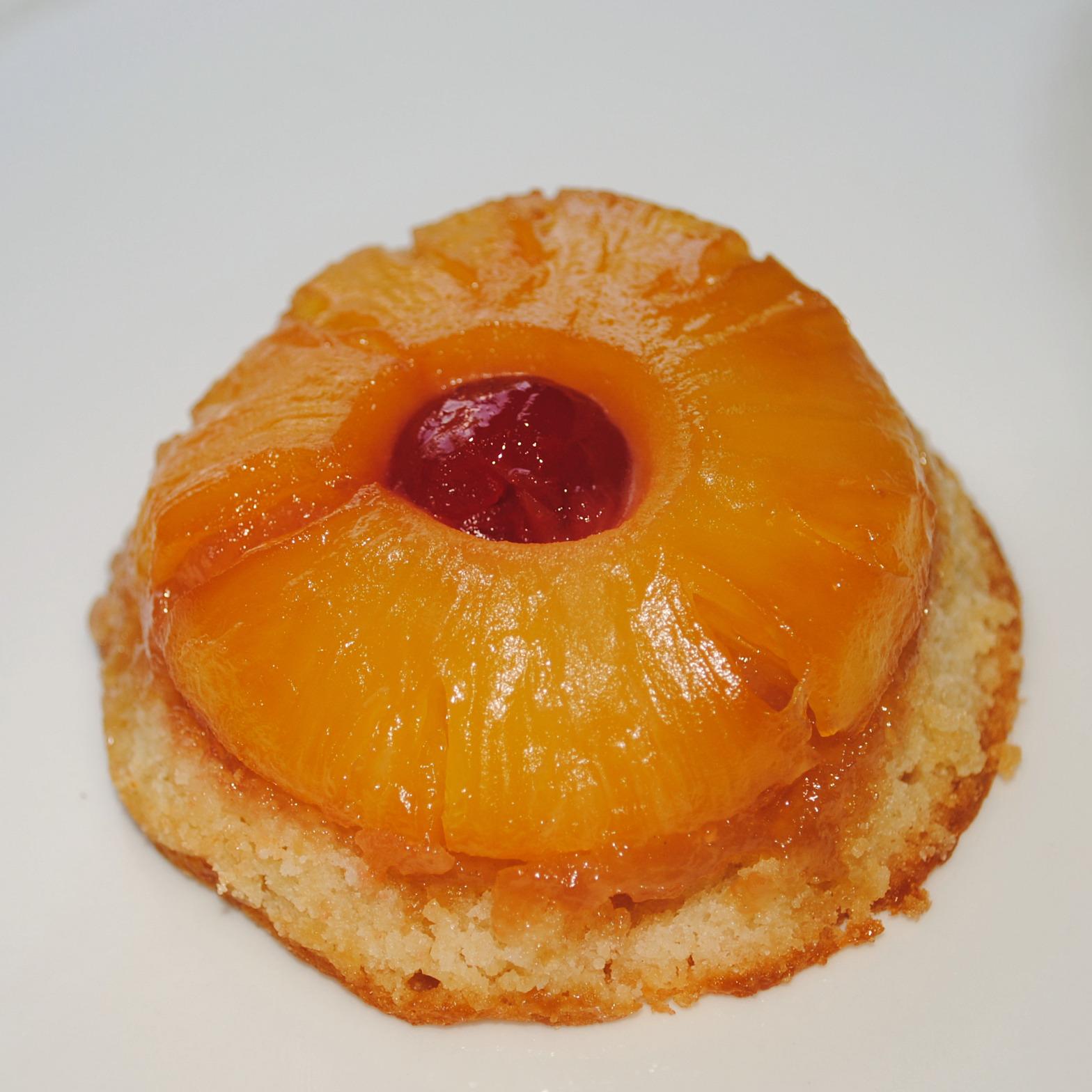 Homemade By Holman Pineapple Upside Down Cupcakes