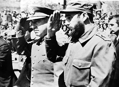 Fidel con Pinochet (foto) Fidel-Pinochet