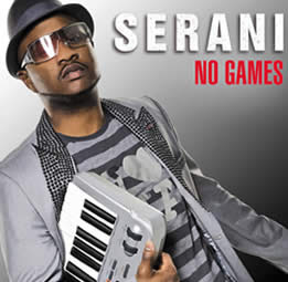 Seranis No Games Album 2009 SERANI-album