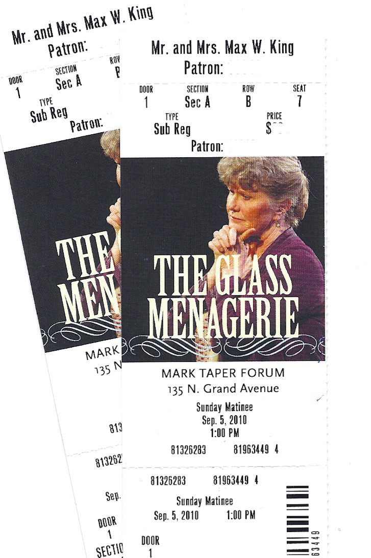an analysis of the lives of characters in the glass menagerie by tennessee williams The glass menagerie character list buy study guide  she is in many ways  like rose, tennessee williams' real-life sister as a parallel to.