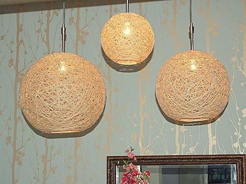 Como hacer una lampara casera - Lamparas caseras originales ...