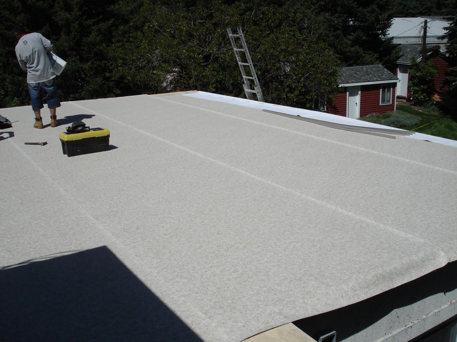 Utah Decks Album Leaking Flat Roof Turns Into 900 Sq