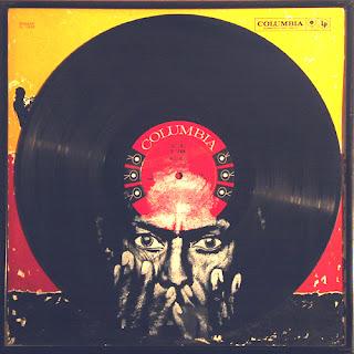 Miles Davis - (i) inspired by photo by Anton Corbijn