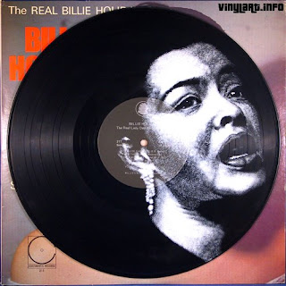 Billie Holiday - (i) inspired by photo by Bob Willoughby