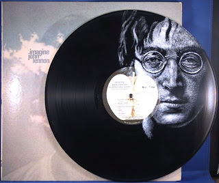John Lennon - (i) inspired by photo by Iain Macmillan