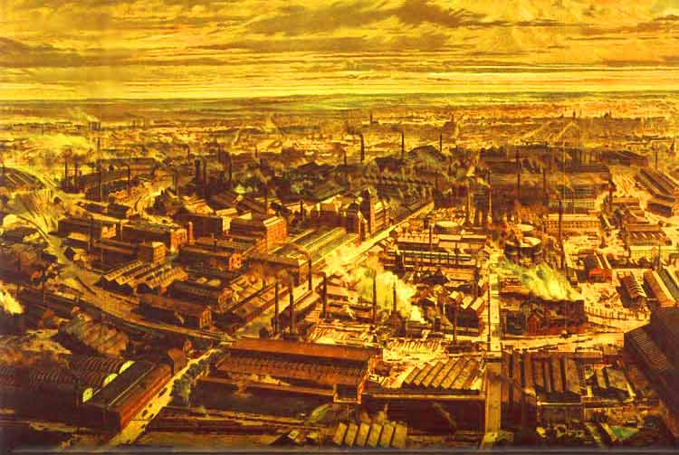 the industrial revolution rural life The industrial revolution is the term used for the period between 18th and 19th centuries when predominantly rural and agricultural areas in europe and america became urban and industrialized.