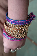 ....ASSAD MOUNSER BANGLES & BELIZEAN FRIENDSHIP BRACELETS