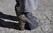....GIVENCHY STUDDED BOOTIES