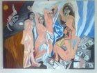 Comentarios sobre Picasso e Gonçalves
