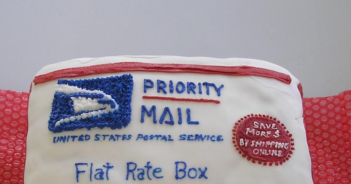 Postmaster Cake