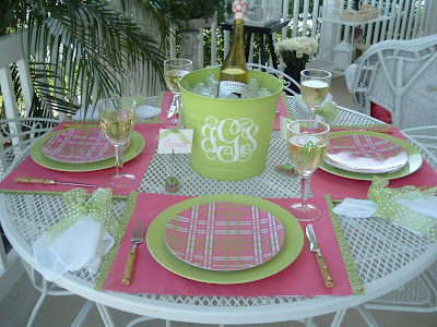 Cheap Center Pieces on Easy And Cheap Ideas For Centerpieces  Home Bbq Party