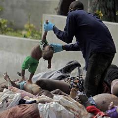 Se vuelcan a ayudar por el terremoto en Haití