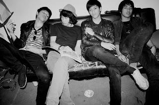 Zaggle Griff Band Indie Bandung