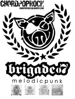 Wallpaper Brigade 07 dari Chord Gitar Brigade 07 Lelah
