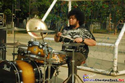 Foto Drumer Arulez Dana