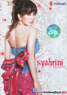 Cover Syahrini