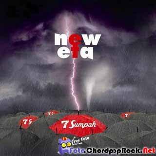 New Eta 7 Sumpah | Chord Gitar Kunci Gitar
