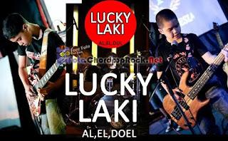 The Lucky Laki Band Sahabat | Kunci Gitar & Lirik Lagu