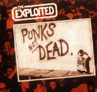 The Exploited PUNK NOT DEAD