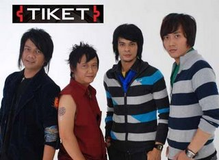 Foto Poster Album Tiket dari Chord dan Lirik Lagu