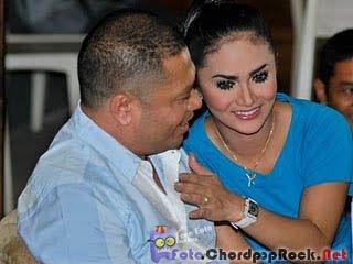 Foto Ciuman Krisdayanti KD dan Raul ( Hot Picture )