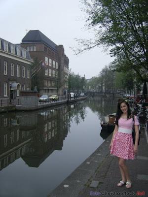 Foto Pribadi Vj Cathy (Jalan - jalan)