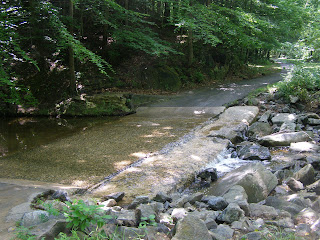Ford on NE Branch Trail
