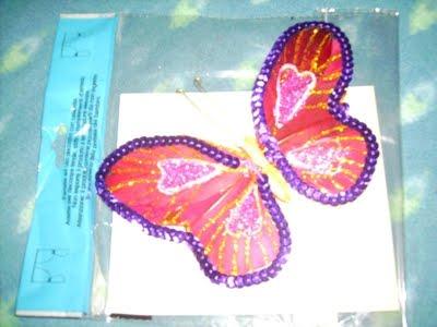 Fluture decor-5ron