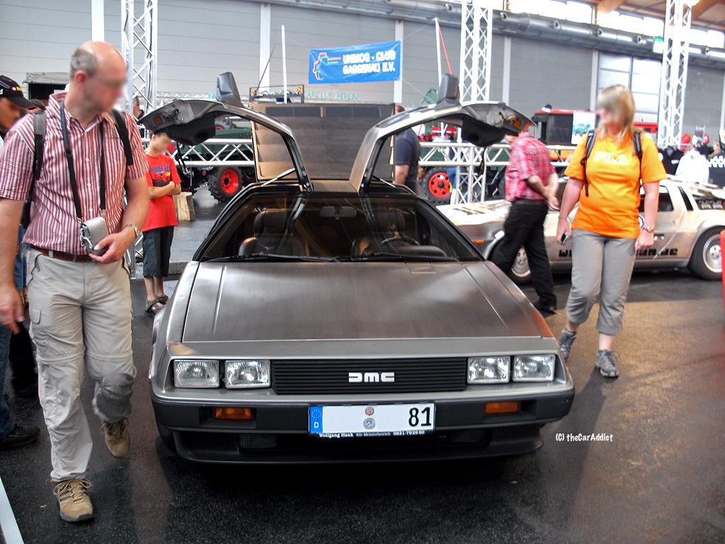 Car of the Week DeLorean DMC-12 Model Car
