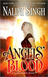 Angels Blood cover